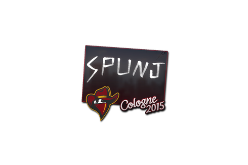 Sticker | SPUNJ | Cologne 2015 Prices