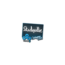 Sticker | Skadoodle | Cologne 2015