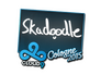Skin Sticker | Skadoodle | Cologne 2015
