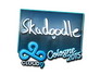 Skin Sticker | Skadoodle (Foil) | Cologne 2015