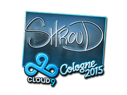 shroud | Cologne 2015