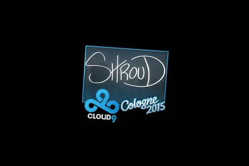 Sticker | shroud | Cologne 2015 Prices