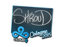 Skin Sticker | shroud | Cologne 2015