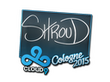 Sticker shroud | Cologne 2015