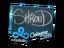 Sticker | shroud | Cologne 2015