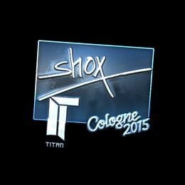 shox (Foil) | Cologne 2015