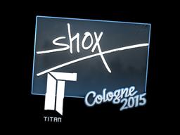 shox | Cologne 2015