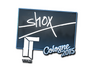 Skin Sticker | shox | Cologne 2015