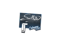 Skin Sticker | SmithZz | Cologne 2015