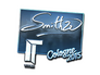 Skin Sticker | SmithZz (Foil) | Cologne 2015