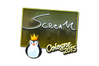 Sticker | ScreaM (Foil) | Cologne 2015