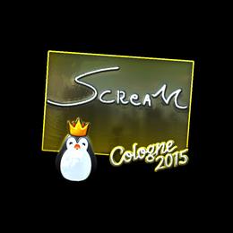 ScreaM (Foil) | Cologne 2015