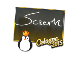 Sticker | ScreaM | Cologne 2015