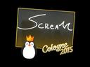 Sticker | ScreaM | Cologne 2015