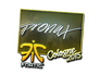Skin Sticker | pronax (Foil) | Cologne 2015