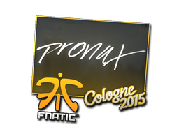 Наклейка | pronax | Кёльн 2015