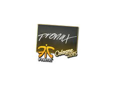 Skin Sticker | pronax | Cologne 2015