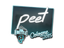 Skin Sticker | peet | Cologne 2015