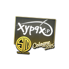 Sticker | Xyp9x | Cologne 2015