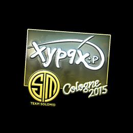 Xyp9x (Foil) | Cologne 2015