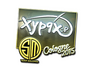 Skin Sticker | Xyp9x (Foil) | Cologne 2015
