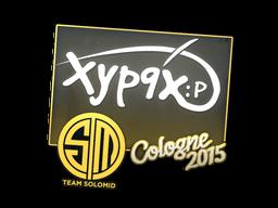 Наклейка | Xyp9x | Кёльн 2015