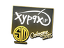 Skin Sticker | Xyp9x | Cologne 2015