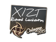 Sticker Xizt | Cologne 2015