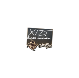 Sticker | Xizt | Cologne 2015