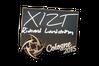 Sticker   Xizt   Cologne 2015