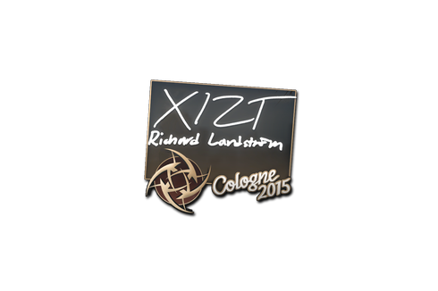 Sticker | Xizt | Cologne 2015 Prices