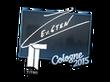 Sticker Ex6TenZ | Cologne 2015