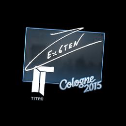 Ex6TenZ | Cologne 2015