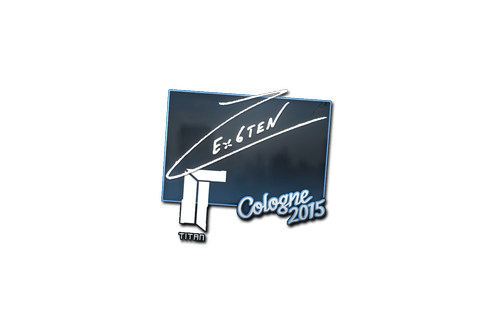 Sticker | Ex6TenZ | Cologne 2015 Prices