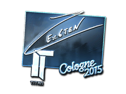 Sticker | Ex6TenZ (Foil) | Cologne 2015