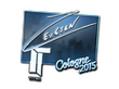 Sticker Ex6TenZ (Foil) | Cologne 2015