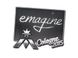 Sticker emagine | Cologne 2015