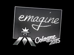 Sticker | emagine | Cologne 2015