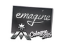 Skin Sticker | emagine | Cologne 2015
