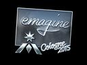 Sticker | emagine (Foil)
