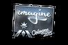Sticker   emagine (Foil)   Cologne 2015