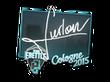 Sticker Furlan | Cologne 2015