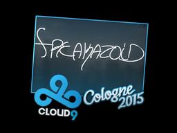 Sticker | freakazoid | Cologne 2015