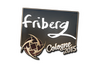Sticker | friberg | Cologne 2015
