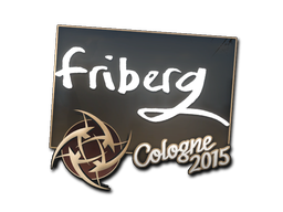 friberg | Cologne 2015