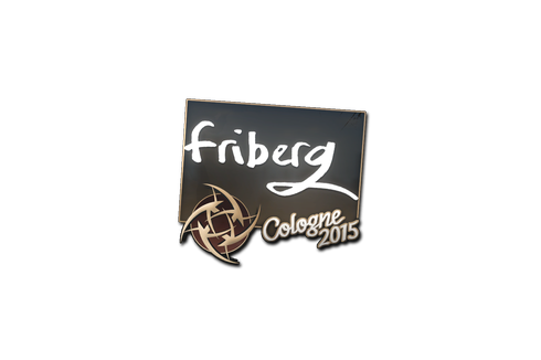 Sticker | friberg | Cologne 2015 Prices