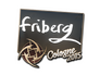 Skin Sticker | friberg | Cologne 2015