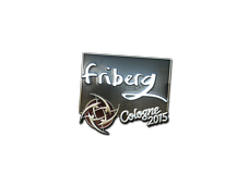 Skin Sticker | friberg (Foil) | Cologne 2015