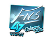 Sticker FNS (Foil) | Cologne 2015