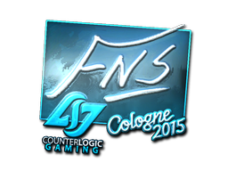 Sticker | FNS (Foil) | Cologne 2015